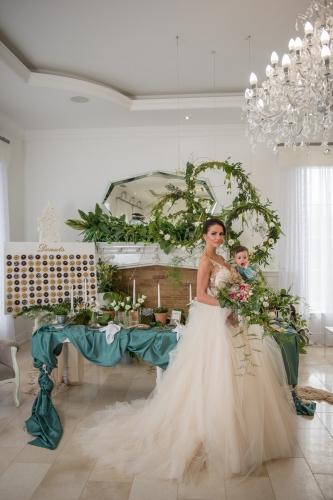 Esküvő Trend Magazin fotózás Konkoly Ágival (Miss Universe Hungary 2012)._2