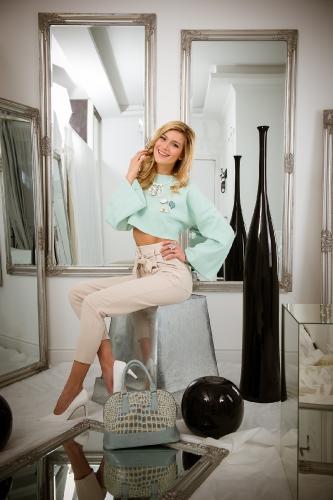 Fórum Fashion Magazin, divatfotózás Weisz Fannival - _2