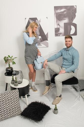 Fórum Fashion Magazin, divatfotózás Weisz Fannival - _4