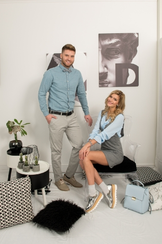 Fórum Fashion Magazin, divatfotózás Weisz Fannival - _5