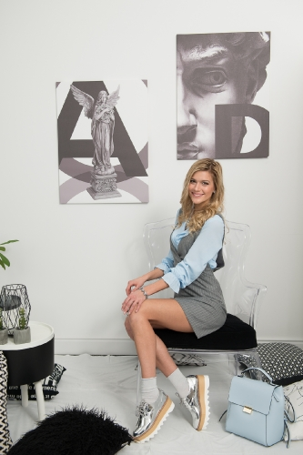 Fórum Fashion Magazin, divatfotózás Weisz Fannival - _6