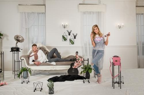 Fórum Fashion Magazin, divatfotózás Weisz Fannival - _9