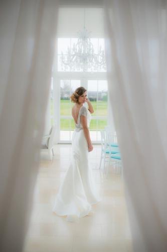 La Femme Esküvői Divatszalon, katalógus fotózás - _20