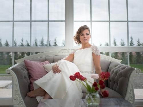 La Femme Esküvői Divatszalon, katalógus fotózás - _21