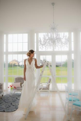 La Femme Esküvői Divatszalon, katalógus fotózás - _22