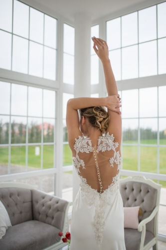 La Femme Esküvői Divatszalon, katalógus fotózás - _23