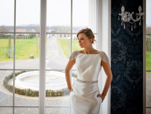 La Femme Esküvői Divatszalon, katalógus fotózás - _2