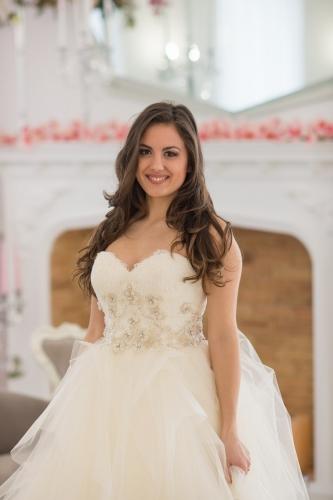 La Femme Esküvői Divatszalon, katalógus fotózás - _30