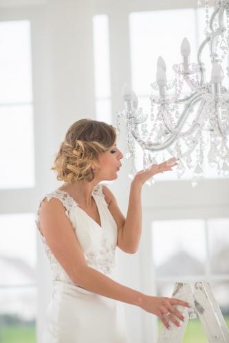 La Femme Esküvői Divatszalon, katalógus fotózás - _32