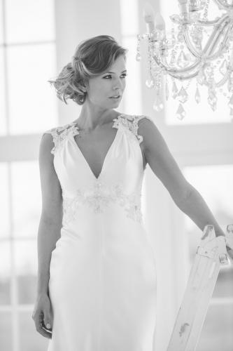 La Femme Esküvői Divatszalon, katalógus fotózás - _33