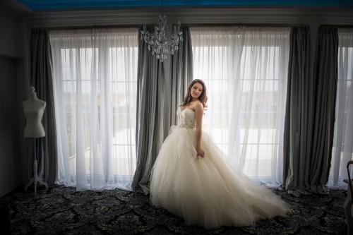 La Femme Esküvői Divatszalon, katalógus fotózás - _7